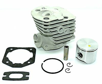 CYLINDER & PISTON ASSEMBLY (46mm) FITS HUSQVARNA 51 55 CHAINSAW NEW 503 60 91 71