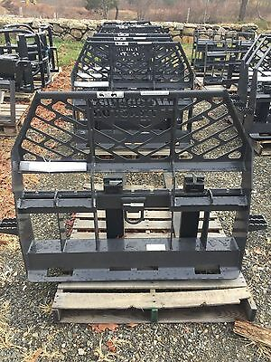 Compact Tractor/ Skid Steer Pallet Forks