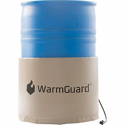 WarmGuard Drum Band Heater30-Gallon Capacity,# WG30