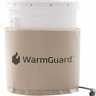 WarmGuard Bucket Heater5-Gallon Capacity,# WG05