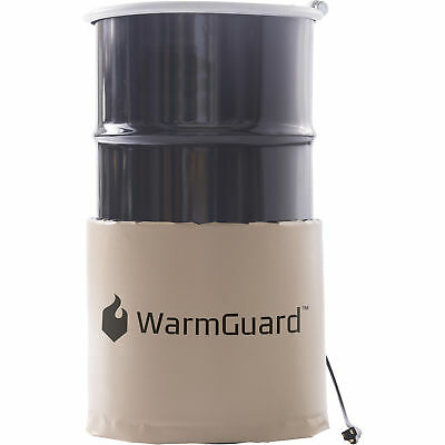 WarmGuard Drum Heater15-Gallon Capacity,# WG15