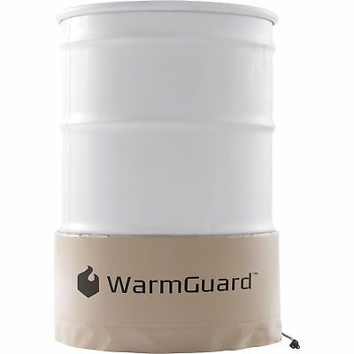 WarmGuard Drum Band Heater55-Gallon Capacity,# WG55