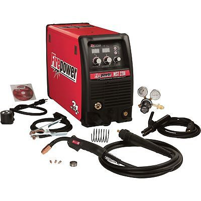 Firepower MST 220i Thermal Arc Fabricator Multiprocess Welder 115/230V
