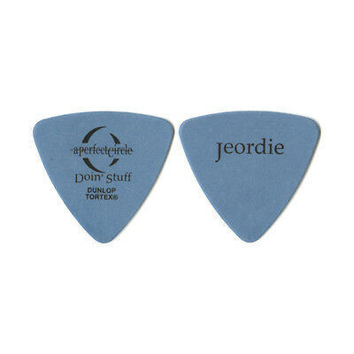 A Perfect Circle Jeordie Osborne authentic 2004 tour Guitar Pick