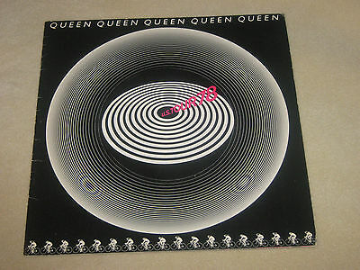 Queen 1978 Original Concert Tour Program***excellent Condition**usa Jazz Tour**