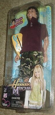 Disney Hannah Montana Oliver's Beach Boogie Board Doll, New, Ages 6+,7 Pieces