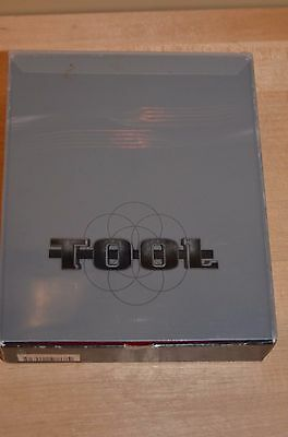 Rare collectible Tool Saliva Box Set, 1st Edition w/ Red VHS Tape Typos Exc cond