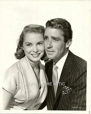 Janet Leigh Peter Lawford Just This Once Original Mgm Portrait Still
