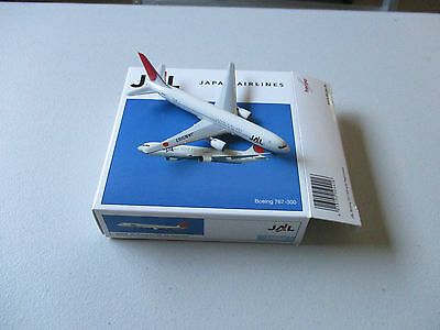 Herpa Wings   504416 Japan Airlines JAL 767-300     With UNICEF Logo