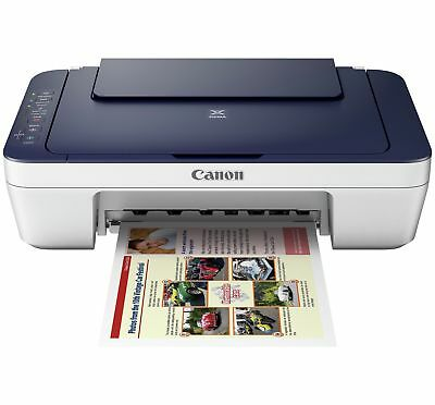 Canon Pixma MG3053 All in One Wireless Printer