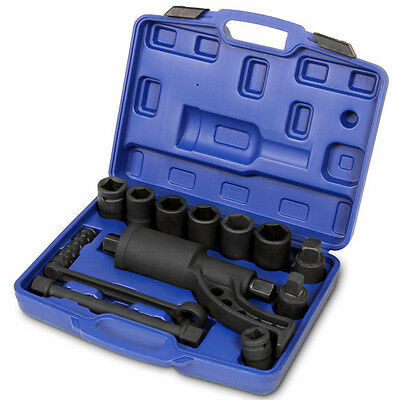 """Torque Multiplier Wheel Nut Wrench Set Heavy Duty 1"""" Lugnuts Remover Hand Tool"""