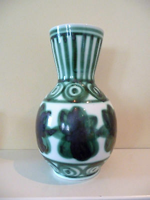 Vintage large vase by David Sharp for Cinque Ports Pottery Ltd. The Monastry Rye