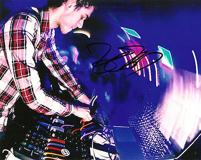 Zedd Signed 8X10 Photo Exact Proof Coa Autographed Anton Zaslavski Clarity 2