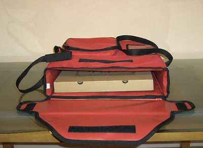 12V  Pizzabag   Warm Bag 42x42x4pcs Pizzatasche Warmbag Heated Pizza Thermobox
