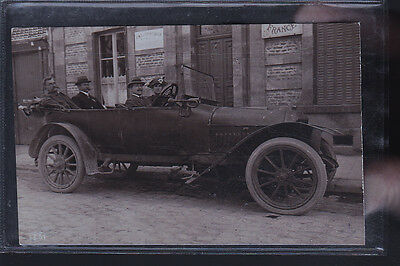 Mezieres Automobile Famille Golnee Hurbourg 1921