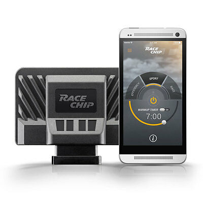 VW Tiguan (I) 2.0 TDI 177PS RaceChip Ultimate Connect Chip Tuning Box