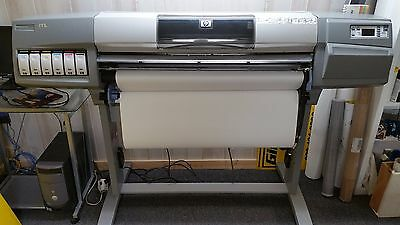HP designjet 5000 printer 42""