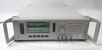 ANRITSU 69177B 50 GHz SYNTHESIZED SIGNAL GENERATOR, ULTRA-LOW PHASE NOISE