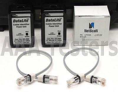 IDEAL DataLite Cat5 Cat5e Cable Identifier Set