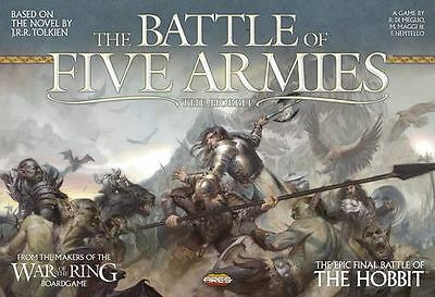 The battle of the five armies board game