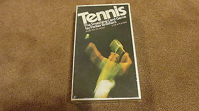 Vintage 1975 New In The Package Tennis The Smashing Card Game Parker Brothers