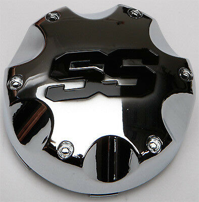 I.T.P. Wheels ITP SS Alloy Center Cap 4/137 Bolt Pattern P137SS Polished 37-2917