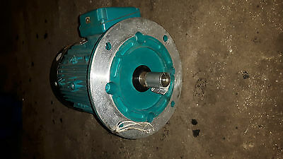 3 Kw Flange Fit 3 Phase Electric Motor