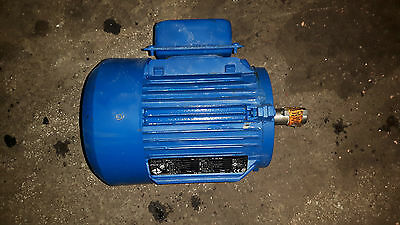 1.5 Kw 3 Phase Electric Motor