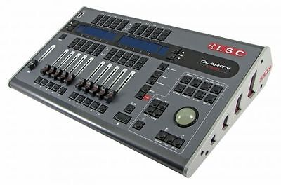 Lighting Desk LSC Clarity VX20 Playback Wing With Two 512 Channel Licenses