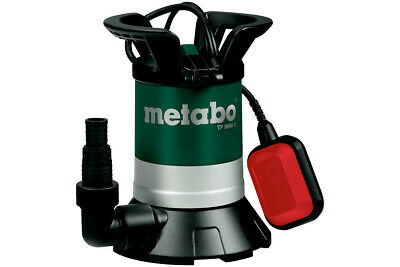 Metabo Clear Water Submersible Pump Tp 8000 S (0250800000) Carton