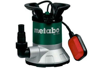 Metabo Flat Absorbent Clear Water Submersible Pump Tpf 7000 S 0250800002 Carton