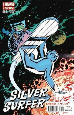 SILVER SURFER #1 SAMNEE ANIMAL VARIANT (Marvel Comics 2014)
