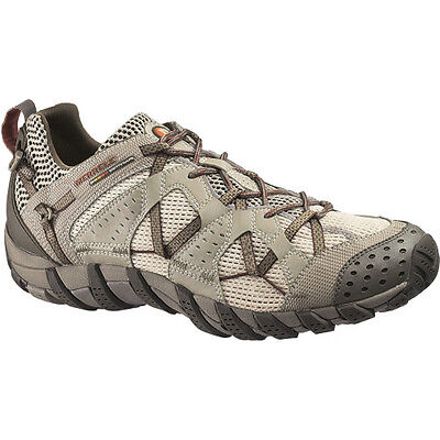 Merrell Waterpro Maipo Hommes Chaussures Aquatiques - Taupe Toutes Tailles