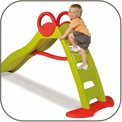 Smoby Funny Safety Slide - Green and Red. From the Official Argos Shop on ebay