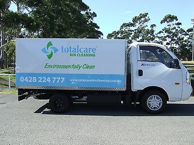 Wheelie Bin Cleaning Business for Sale