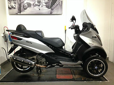 EX DEMO, 2016 Piaggio MP3 500 Sport LT ABS