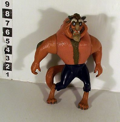 """8""""  Beast Action Figure Toy Walt Disney Beauty And The Beast Movie"""