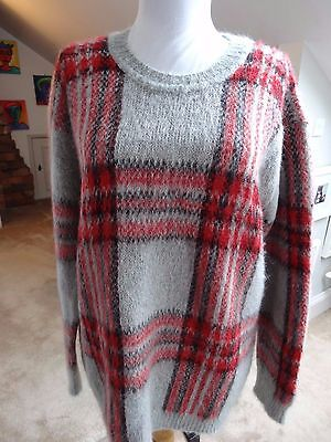 SANDRO Paris MOHAIR BLEND. Maternity jumper. New with tags. 195.00 EUROS. WOW