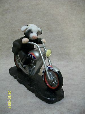 Born With Pride Motorcycle -  Moo Moo