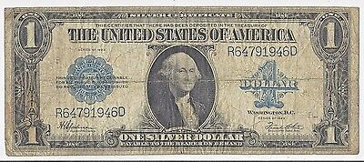Series of 1923 - $1 Silver Certificate FR#237