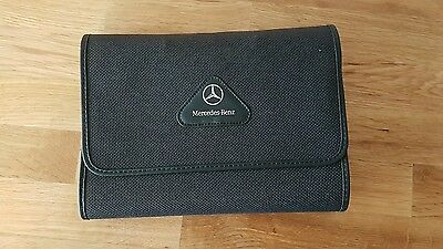 Genuine Mercedes-Benz E Class Owners Manual Handbook Document Pack Wallet 96-00