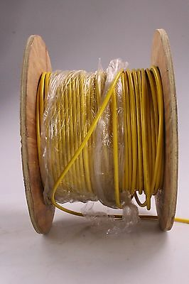 Optical Cable Corporation BX002DSLX9YS MSHA Signal Cable Yellow 262 Feet 2 Fiber