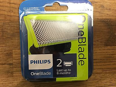 Philips OneBlade QP220/50 Replaceable Blades - Pack of 2 Twin Pack