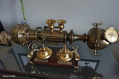 Machine Age Steampunk Collectible.