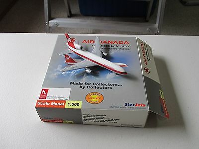 Star Jets / Schuco  Air Canada  L-1011-385    1:500  Limited edition