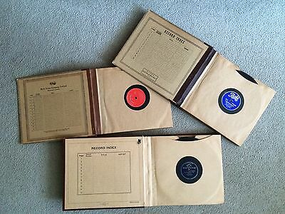 Lot Of 78 RPM Records (Quantity Of 34)