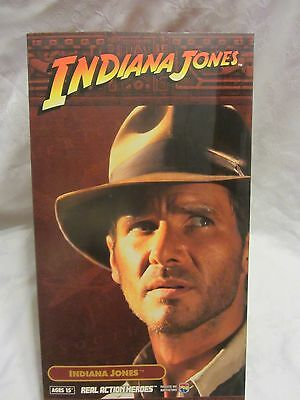 """2008 SideShow Collectibles """"Indiana Jones"""" Real Action Heroes 12"""" Action Figure"""