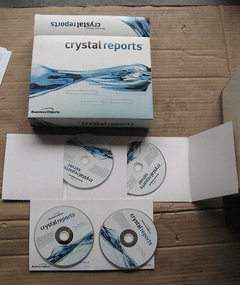 Business Objects Crystal Reports XI Professional FULL PROUCT