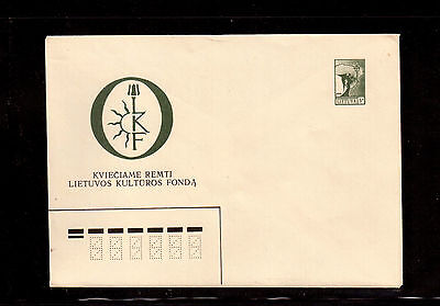 Lithuania 1990 Stationary, Re-Establishment Of The Republic Of Lithuania !!6
