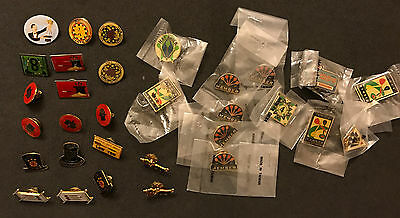 21 Assorted Dart Pins - Free shipping!  New pins
